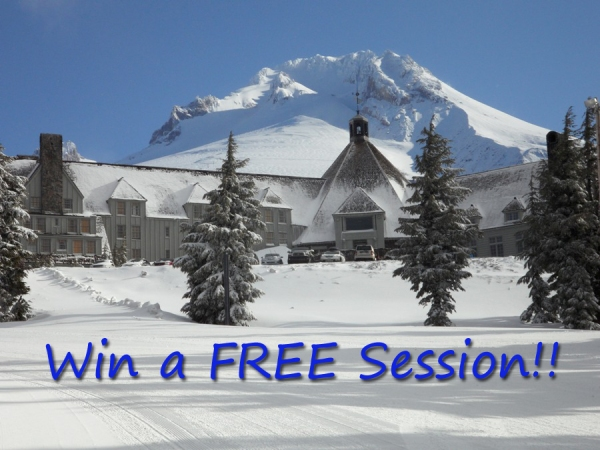 Win a free Session!